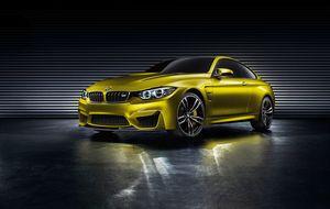 BMW M4 Concept, el sucesor del mito