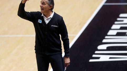 Sergio Scariolo debuta como primer entrenador en la NBA