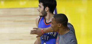 Post de Los Thunder de Abrines siguen líderes del Oeste de la mano de Westbrook
