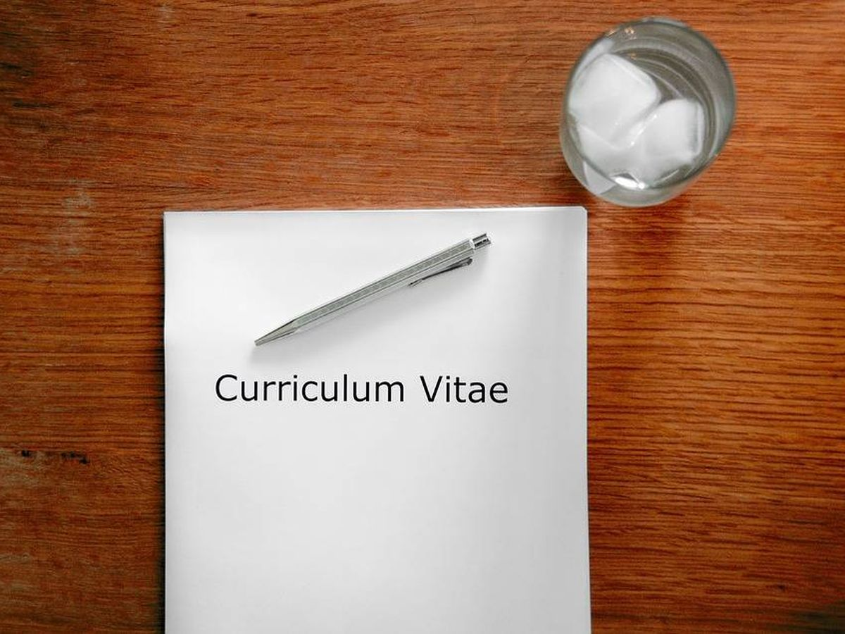 Foto: 'Curriculum Vitae'. (Pixabay)