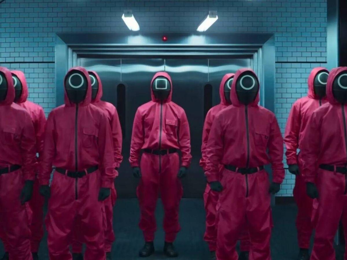 Foto: Imagen de la serie 'El juego del calamar'. (Netflix)