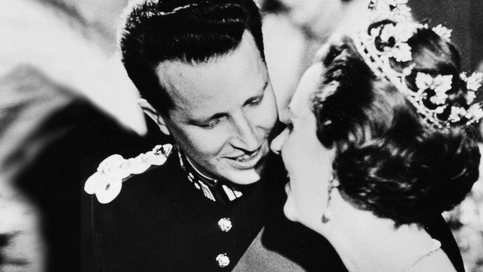 El rey Balduino, el monarca que enamoró, sin querer, a una enfermera española