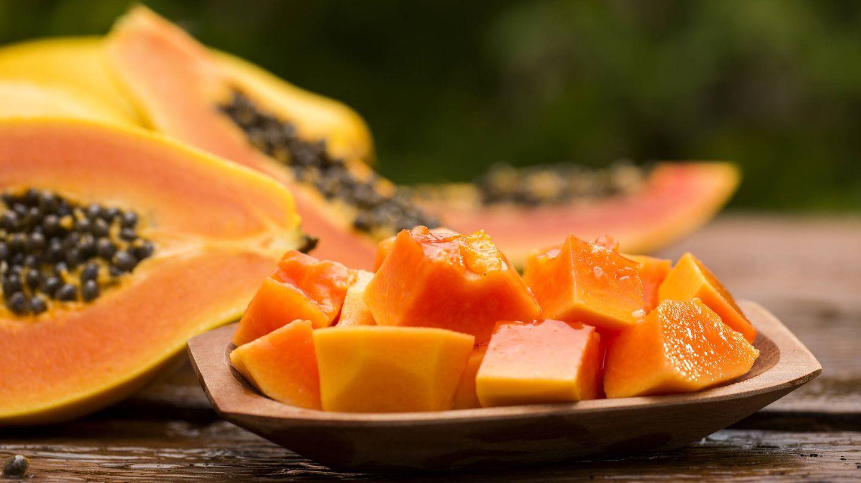 Dieta de la papaya para conseguir un vientre plano. (iStock)