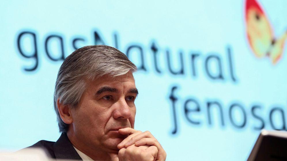 Foto: El presidente de Gas Natural Fenosa, Francisco Reynés. (EFE)