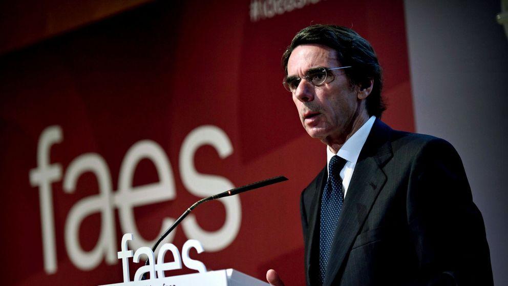 La FAES de Aznar urge a Rajoy a actuar ya: si no lo hace debe convocar elecciones