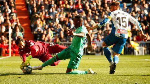 Real Madrid - Espanyol en directo: resumen, goles y resultado