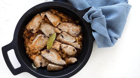 Vídeo-receta: atún encebollado, un plato típico del sur