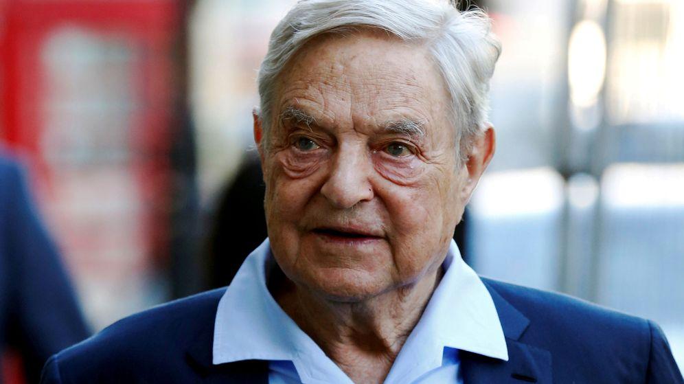 Foto: El magnate George Soros. (Reuters)
