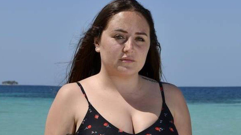 Rocío Flores, al comenzar 'Supervivientes 2020'. (Mediaset España)