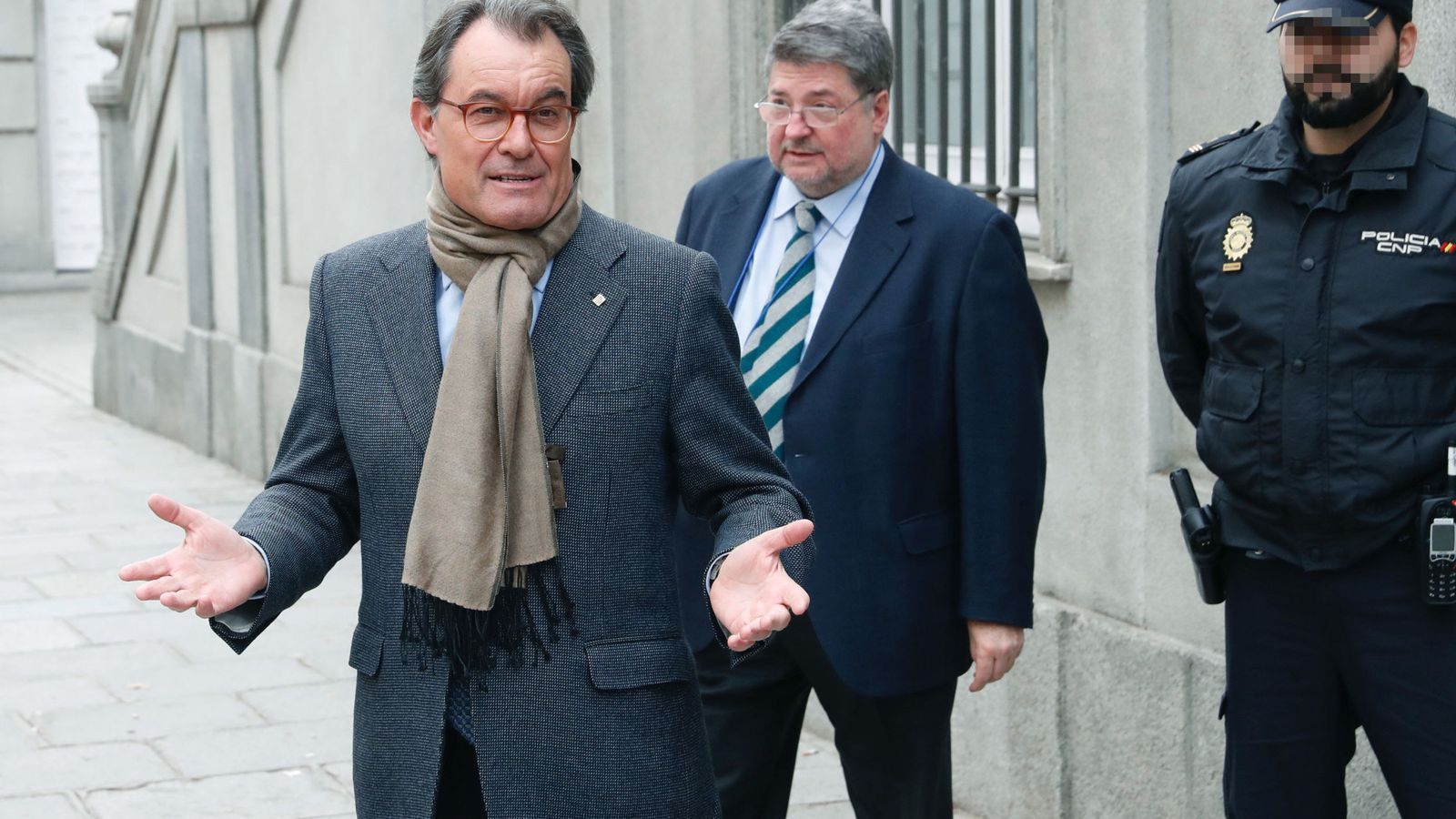 Foto: El expresident de la Generalitat Artur Mas (Efe).