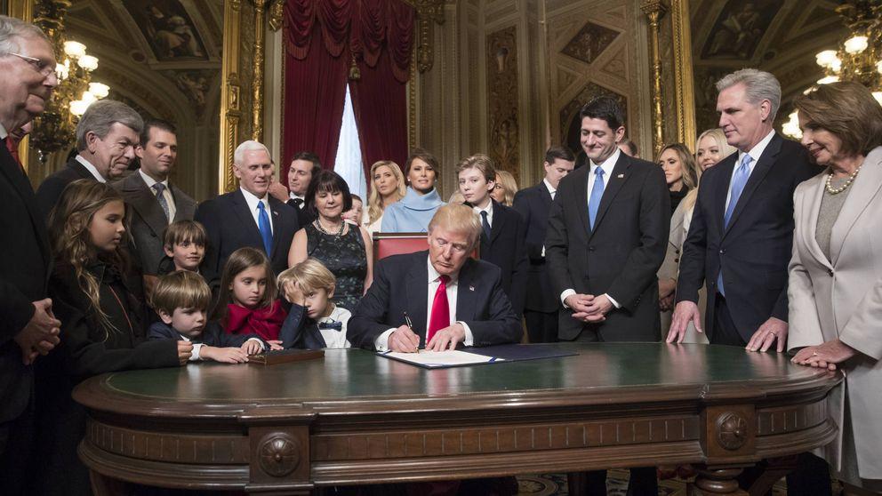 Donald Trump, traicionado: Joshua Kushner acudió a las marchas contra el presidente