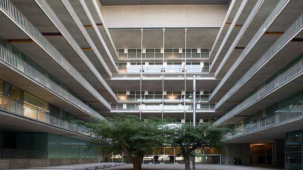 Foto: Imagen de la Universidad Pompeu Fabra (España)
