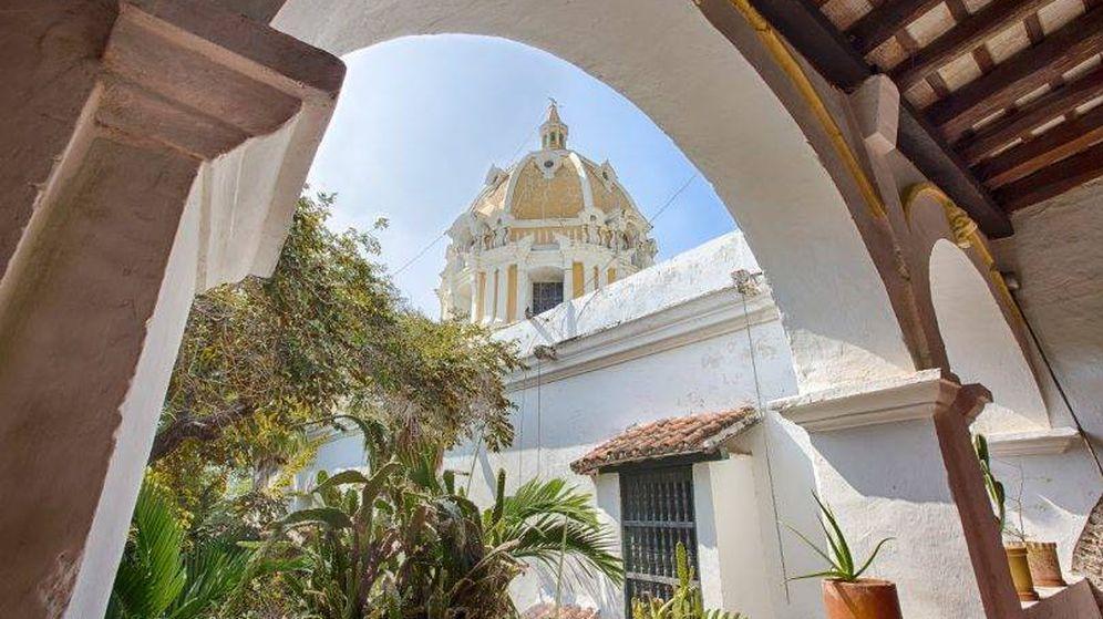 Foto: Santuario de San Pedro Claver en Cartagena de Indias (sanpedroclaver.co)