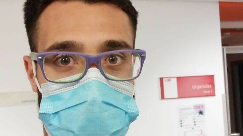 El futbolista que gana 400 €, es sindicalista sin cobrar y mira a los ojos al coronavirus