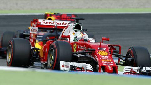 Ferrari, como ese galeón desarbolado que necesita escapar de la tormenta