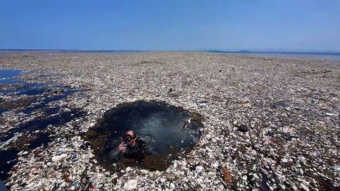 Las cinco superislas de plástico que flotan en el océano y ningún país quiere limpiar