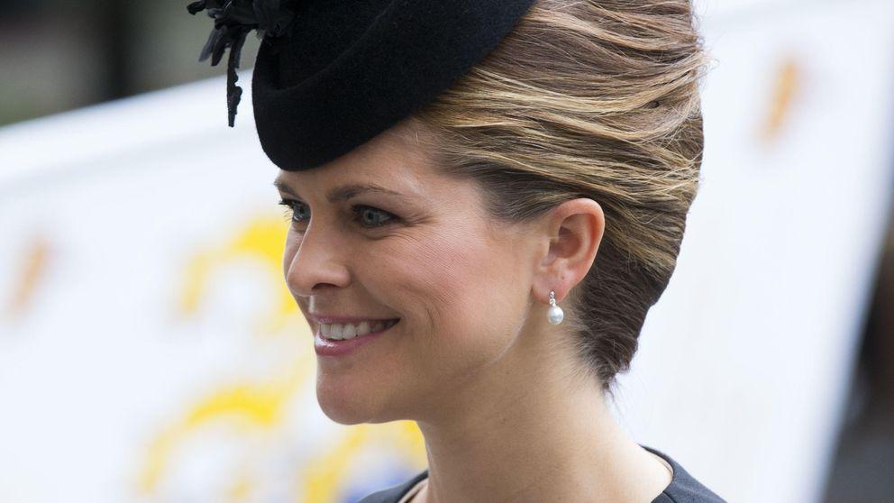 La 'espantá' de la princesa Magdalena de Suecia
