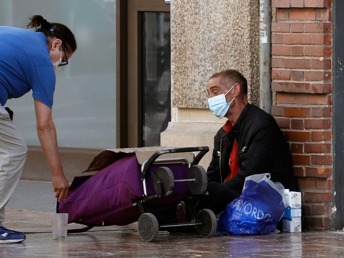 Foto: El Consejo de Ministros aprueba el ingreso mínimo vital. Foto: Efe