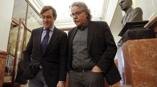 La 'solución Tardá' para Cataluña y la servilleta de Rubalcaba