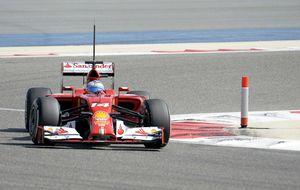 La hormiga roja de Fernando Alonso sigue zampando kilómetros