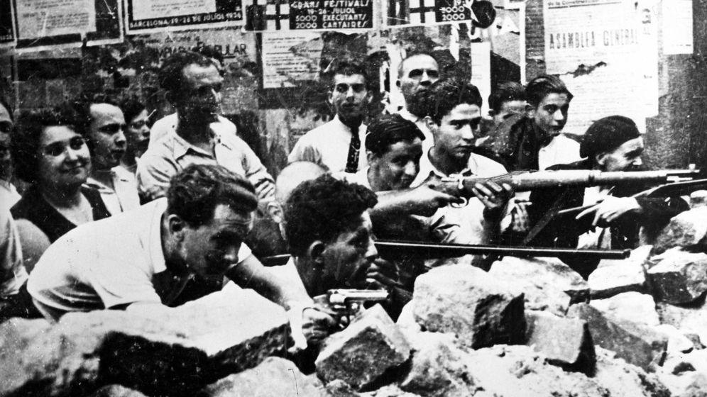 Historia El Otro Lado De La Guerra Civil Asi Se Vivia En Los