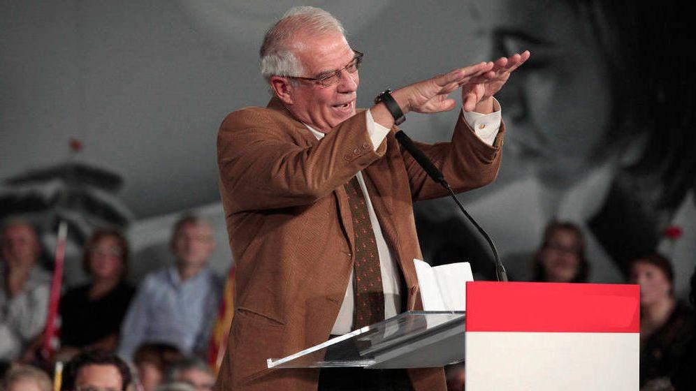 Foto: El expresidente del Parlamento Europeo Josep Borrell. (EFE)