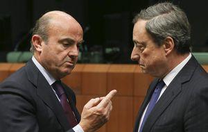 El derrumbe bancario en bolsa impide a las entidades reforzar su capital como pide el BCE
