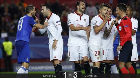 Bonucci empuja al Sevilla a seguir remando para pertenecer a la élite europea