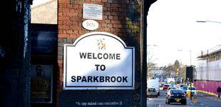 Post de Un día en Sparkbrook, el distrito islámico de Birmingham