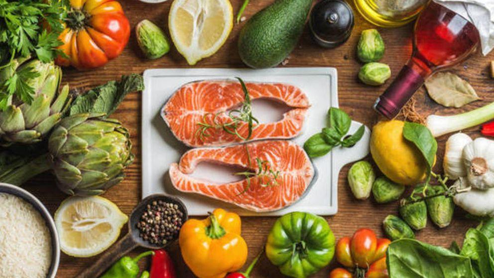 La dieta mediterránea hará que tu cerebro funcione bien más tiempo