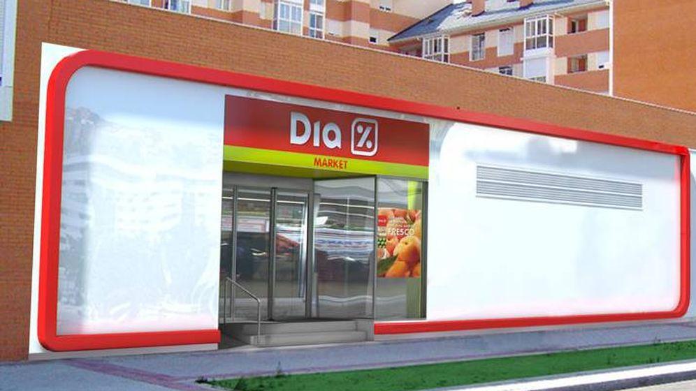 Foto: Un supermercado DIA
