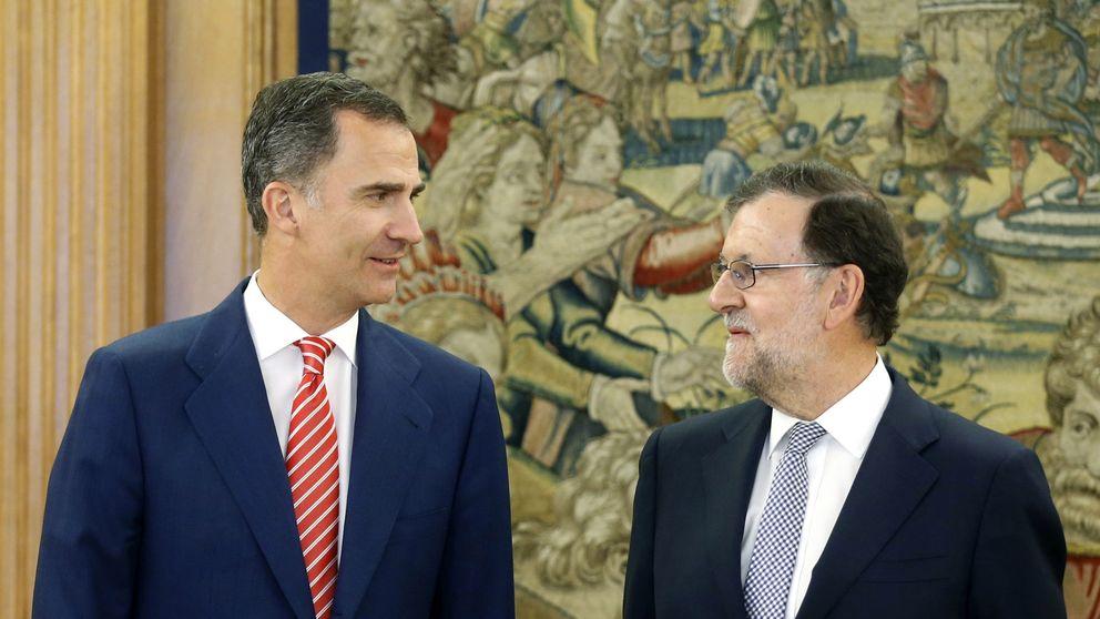 En directo: Rajoy acepta el encargo del Rey para intentar formar Gobierno