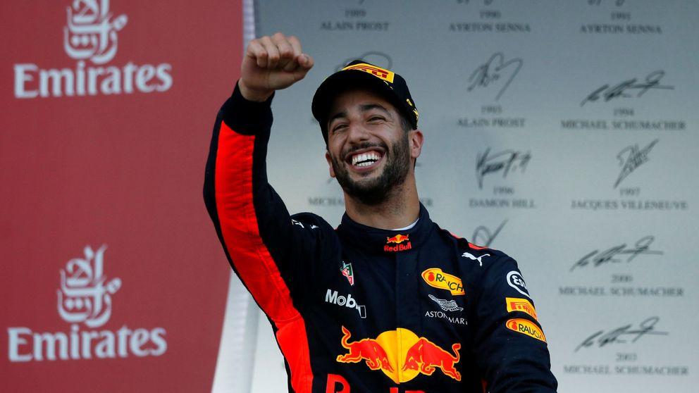 Así vivimos la victoria de Daniel Ricciardo en el Gran Premio de Azerbaiyán