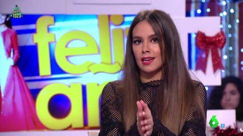 Pedroche, tras la polémica: Da igual con qué ropa diga un alegato feminista