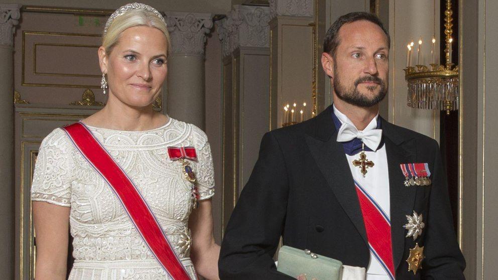 La princesa Mette-Marit de Noruega resurge de sus cenizas cual ave fénix
