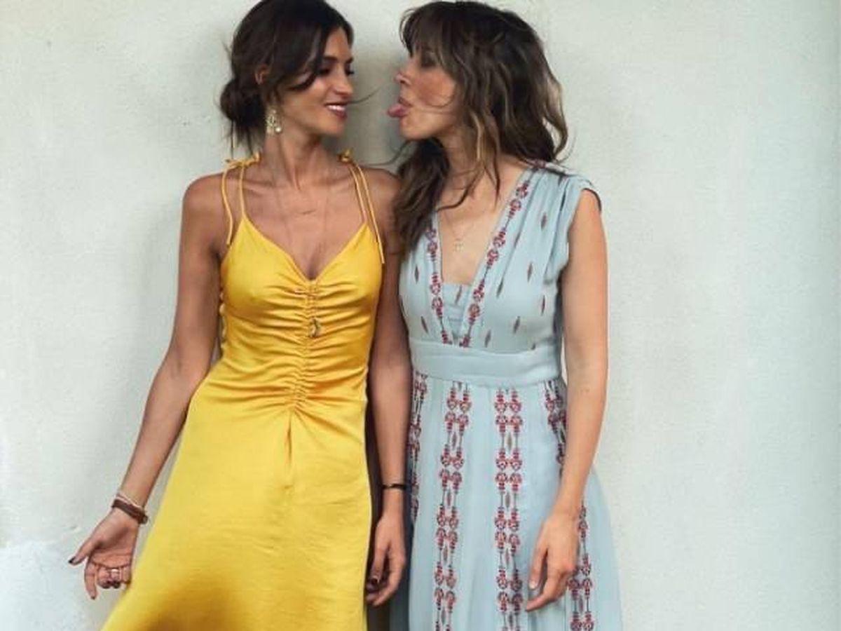 Foto: Sara Carbonero e Isabel Jiménez. (IG)