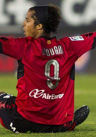 Foto: La FIFA puede consumar el descenso del Mallorca por decidir jugar con Giovanni
