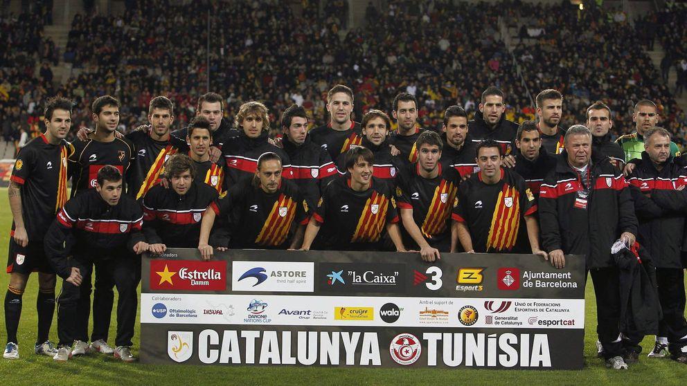 El fútbol catalán también se mueve para alcanzar la independencia