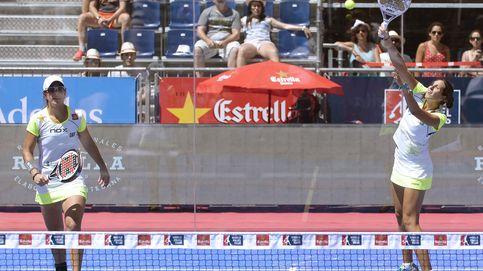 Sainz y Triay pueden con el calor en Valladolid y alcanzan su primera final