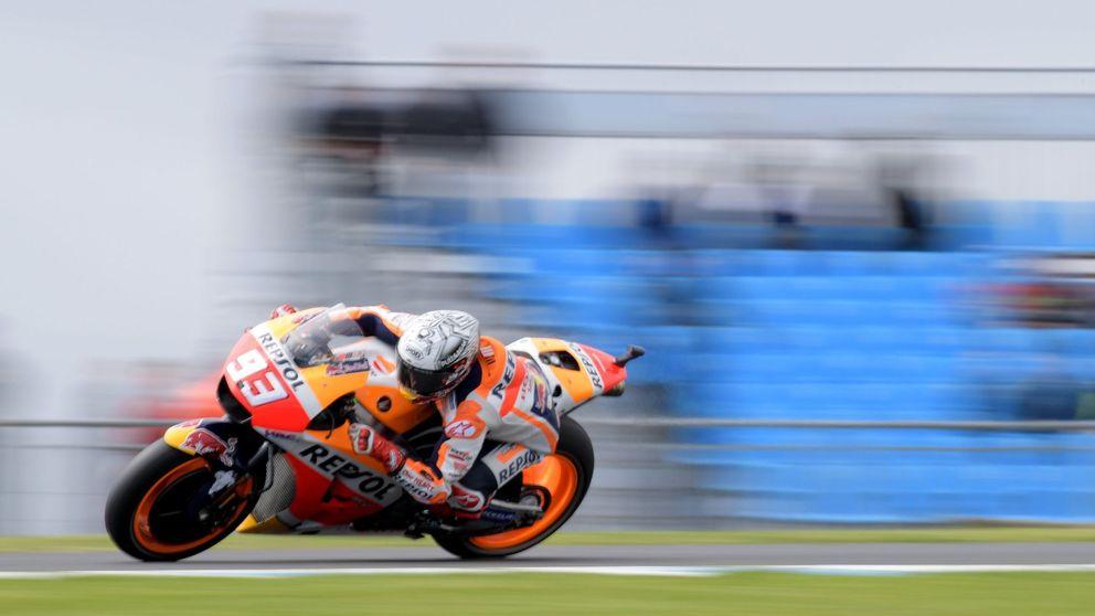 Marc Márquez también gana en Australia y acaricia un nuevo mundial de MotoGP