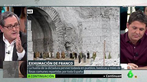 Bronca entre Cintora y Marhuenda a cuenta de Franco: Eres un campeón