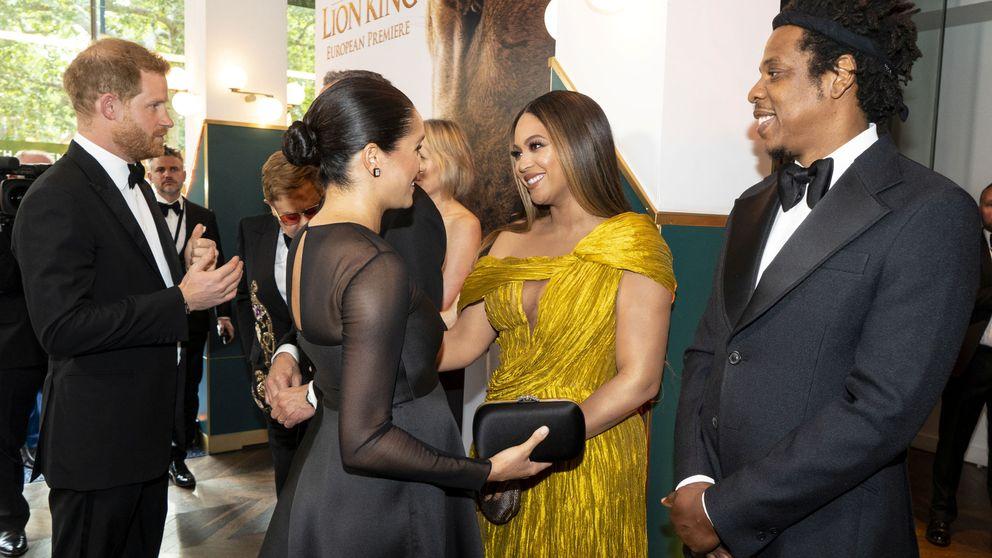 El encuentro de Meghan y Beyoncé: piropos, un consejo y una revelación sobre Archie