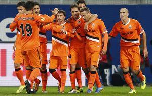 Valencia y Betis no fallan en Europa, pero el Sevilla sí lo hace