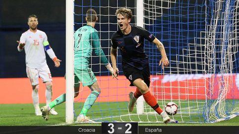 Croacia - España (3-2): resumen, goles y resultado de la UEFA Nations League