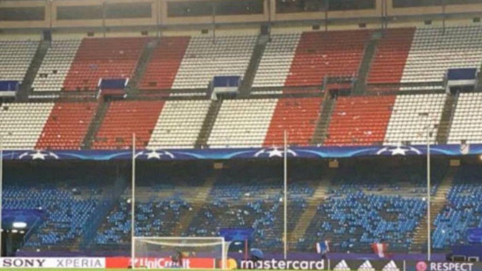 El expolio del Vicente Calderón: cientos de asientos, arrancados como 'souvenir'