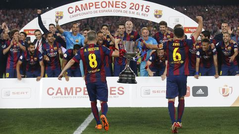 Las mejores imágenes de la final de Copa del Rey