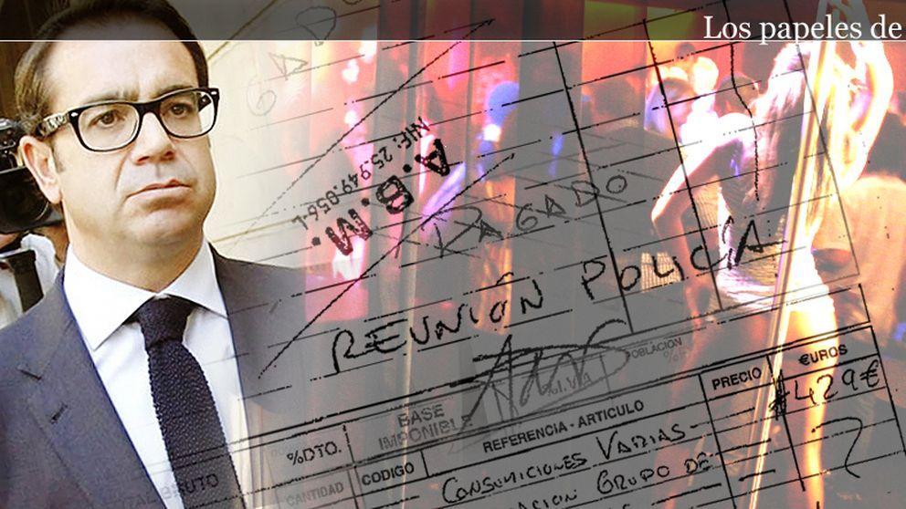 Un exdirectivo cargó a la SGAE los gastos de policías en prostíbulos