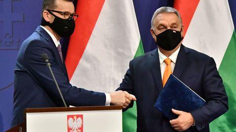 La UE presiona a Hungría y Polonia para que levanten su veto antes de la cumbre