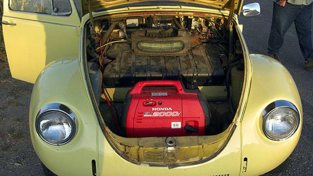 Así puedes convertir tu viejo coche en eléctrico sin gastarte una fortuna