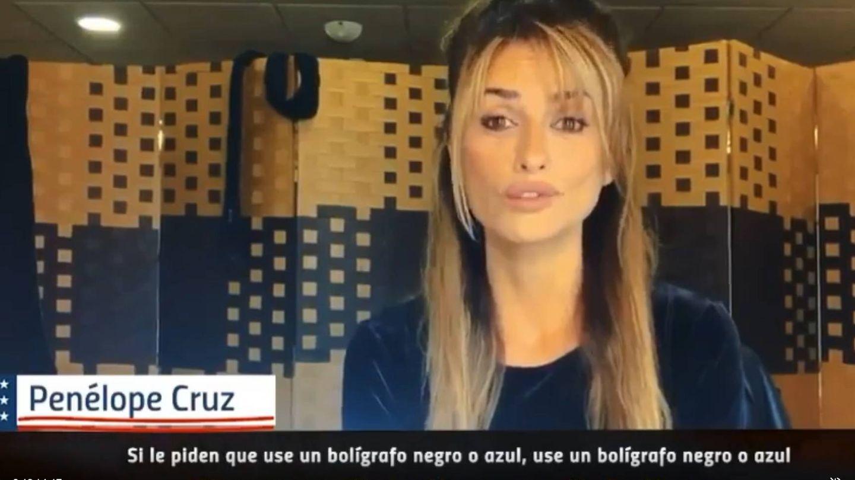 Penélope Cruz se pasa al rubio. (Instagram @penelopecruzoficial)